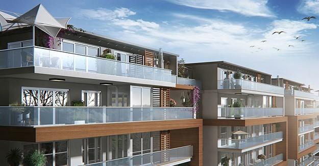 Orion Boztepe Trabzon projesi daire fiyatları!