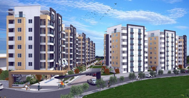 Yüksekoba İnşaat'tan yeni proje; Lotus Park Residence