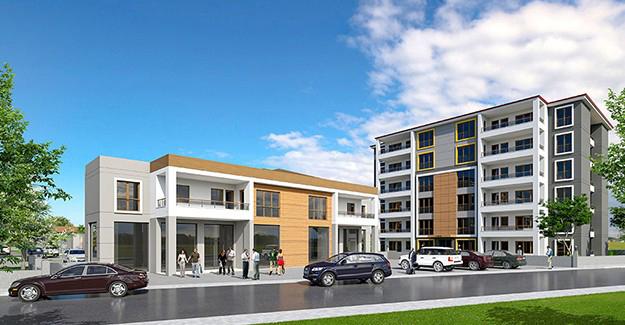 Akçatı İnşaat'tan yeni proje; Orion Park Gold