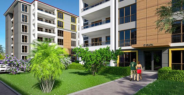 Akçatı İnşaat'tan Yenişehir'e yeni proje; Orion Park Gold