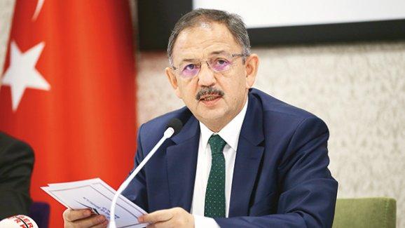 Bakan Özhaseki'den imar affı kanunu son dakika açıklaması!