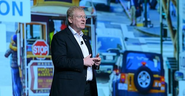 Bosch geleceği akıllı şehirlerde görüyor!
