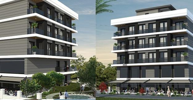 Country Plus Palm projesi / İzmir / Menemen
