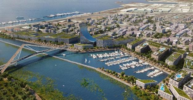 El Khatip; 'Kanal İstanbul, İstanbul Yeni Havalimanı bölgelerinde arsa alacağız'!
