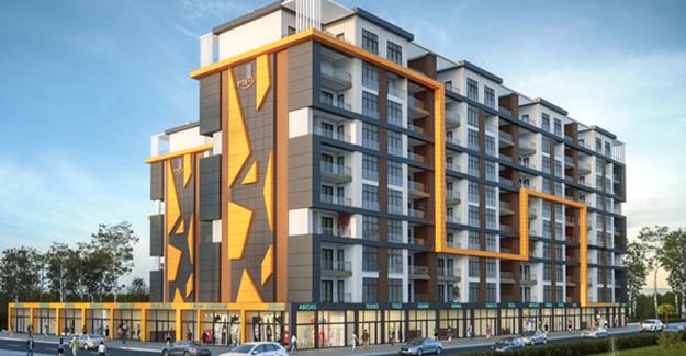 FSM Yapı'dan yeni proje; Komşu Park Evleri