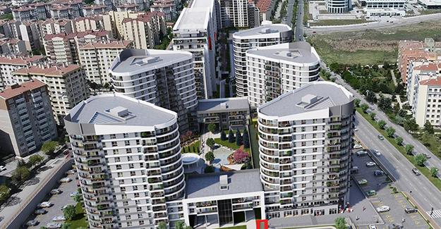 Gala Batıkent projesi / Ankara / Yenimahalle