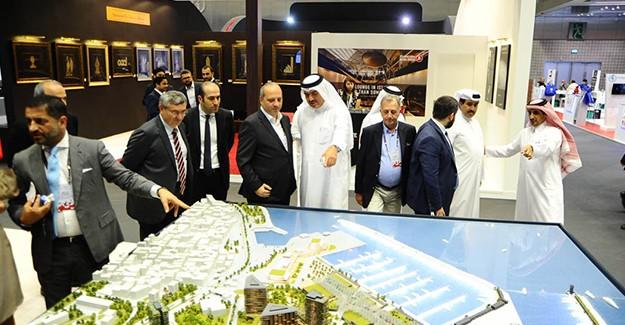 Katar Fuarı'nda 60 milyon dolarlıkihracat anlaşması imzalandı!