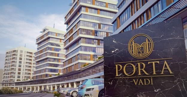 Porta Vadi Kağıthane ofis ve mağaza fiyatları!