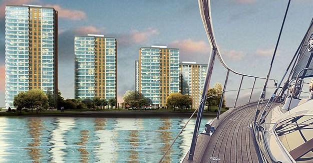 Yomra'ya yeni proje; Marin City Trabzon