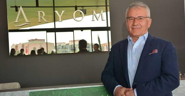 Aryom İnşaat, 2018'de 100 milyonluk yatırım yapacak!