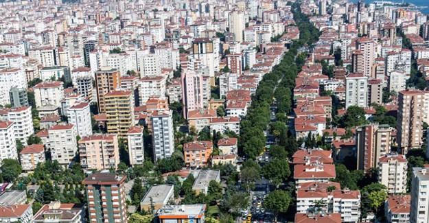 Bağdat Caddesi ve çevresinde 15 bin bina dönüşmeyi bekliyor!
