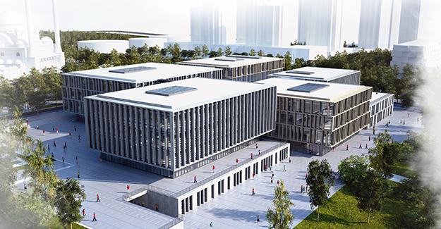 İstanbul Başakşehir yeni belediye hizmet binasına kavuşuyor!