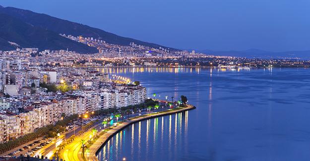 İzmir'de konutlar 1 yılda yüzde 12 değer kazandı!