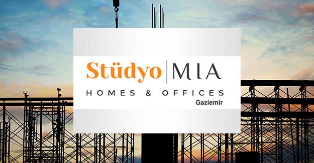 Stüdyo Mia projesi Satış Ofisi!