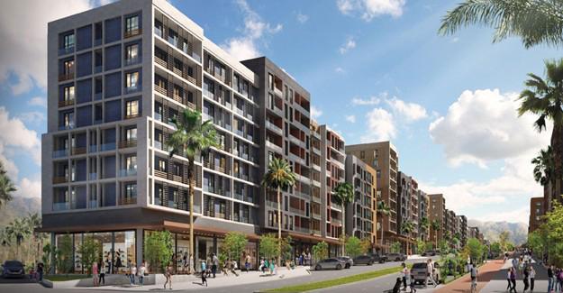 Sur Yapı Antalya projesi Turkuaz etabında satışlar öne alındı!