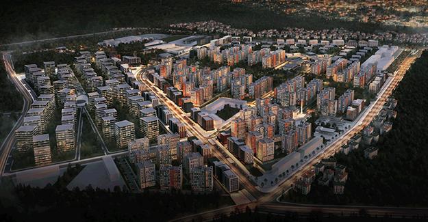Sur Yapı Antalya projesinde Turkuaz etabı ön satışta!
