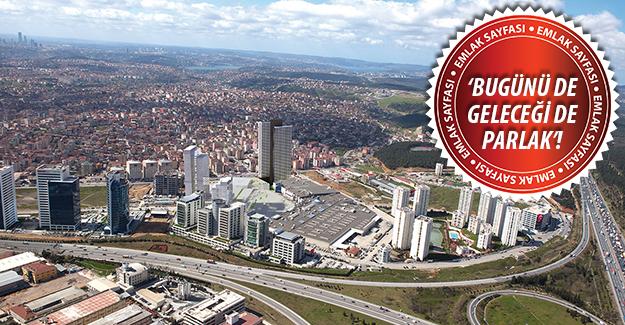 Ümraniye İstanbul'un ev ve ofisi buluşturan bölgesi oldu!