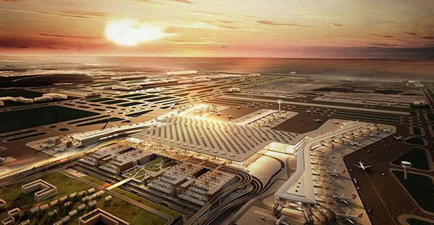 3. Havalimanı bölgesine pilot ve hostes konut alıcıları akın ediyor!