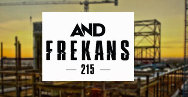 AND Frekans 215'te lansman öncesi avantajlı satışlar başladı!