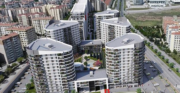 Gala Batıkent'te 1+1 daireler 159 bin TL'den başlıyor!