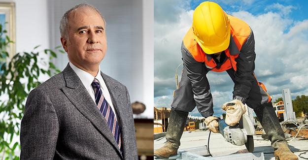 'İnşaat sektörünün büyüme eğiliminin devam edeceğini öngörüyoruz'!