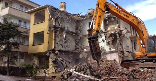 Kayseri Develi'nin 5 mahallesinde kentsel dönüşüm uygulanacak!