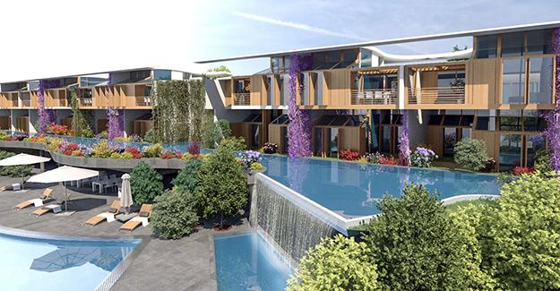 Lilyum Premium Evleri projesi detayları!