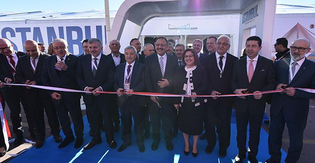 MIPIM 2018 Fuarı bugün Fransa Cannes'da kapılarını açtı!