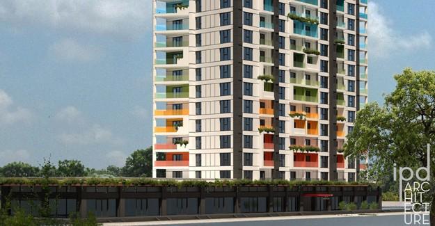 Özgür Residence Gül İnşaat projesi fiyat!