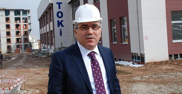 TOKİ Başkanı Ergün Turan Sapanca Kestanelik kentsel dönüşüm projesini inceledi!