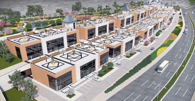 Trabzon Pelitli TOKİ'de işyerleri açık artırma ile satışa çıkıyor!