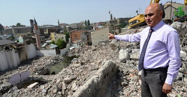 Yakutiye kentsel dönüşüm projeleri ile Erzurum'un kaderi değişecek!