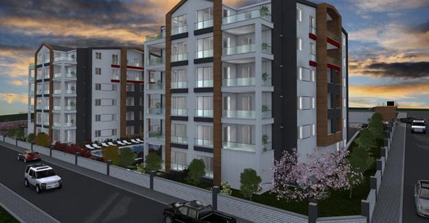 16 İnşaat'tan yeni proje; Almila Modern Bursa