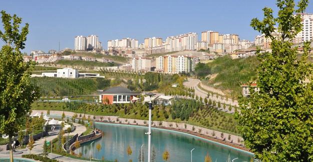 Ankara Kuzeykent TOKİ satılık daire!