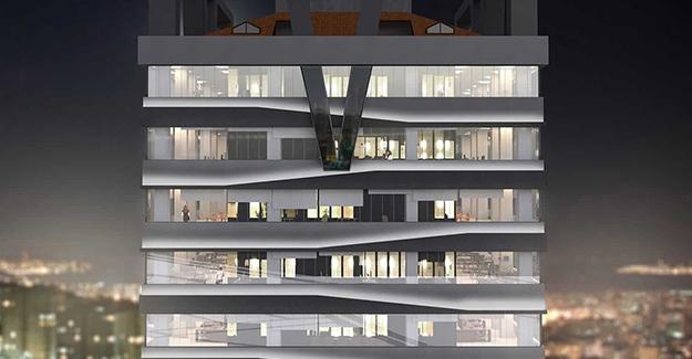 Ayse Yapı'dan yeni proje; Vogue Trade Center