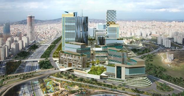 İstanbul Finans Merkezi'nin ilk ve tek rezidansını Ağaoğlu yapacak!