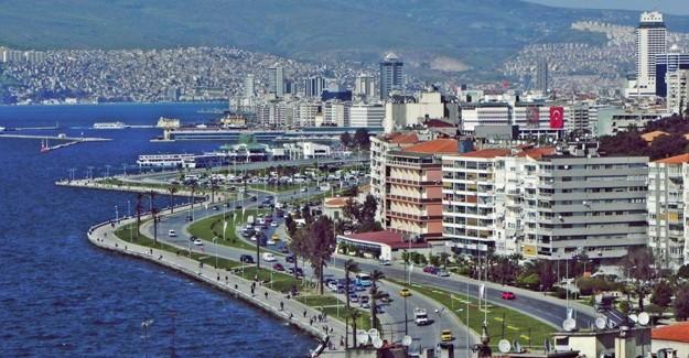 'İzmir güneyde Torbalı, kuzeyde Çiğli yönlerinde hızla gelişiyor'!