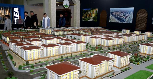 Osmangazi Belediyesi Kentsel Dönüşüm projeleri ile Bursa İnşaat ve Dekorasyon Fuarı'nda!