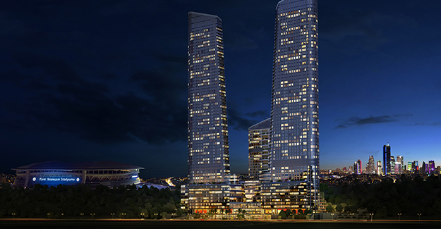 Skyland İstanbul ofis fiyatları!