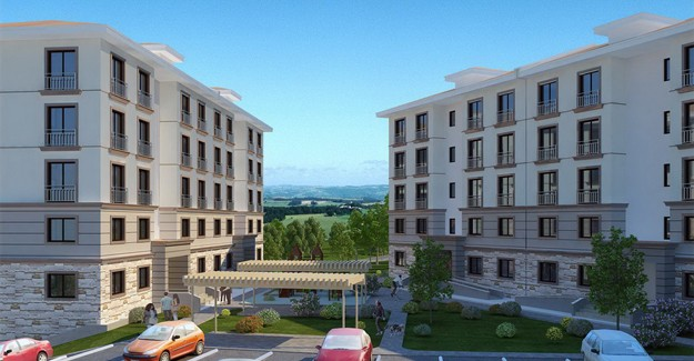 TOKİ Çanakkale Bigadiç'te 181 konut inşa edecek!
