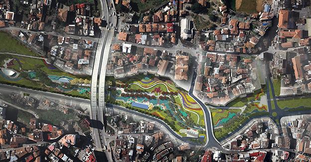 Trabzon Tabakhane kentsel dönüşüm projesi çalışmaları başladı!