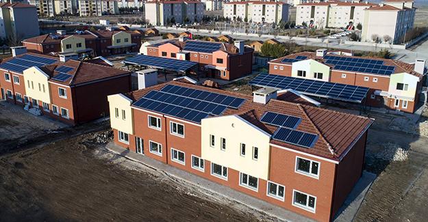 Yaşam Köyü projesi Eskişehir'de sona yaklaşılıyor!