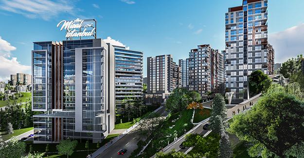Ahes Misal İstanbul'da Anneler Günü'ne özel 100 daireye yüzde 5 indirim!