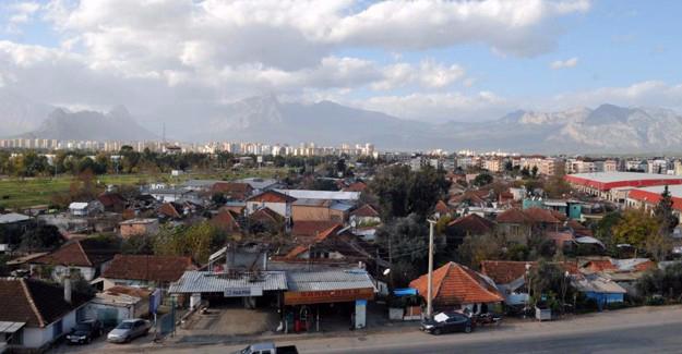 Antalya Gülveren kentsel dönüşüm projesi başlıyor!