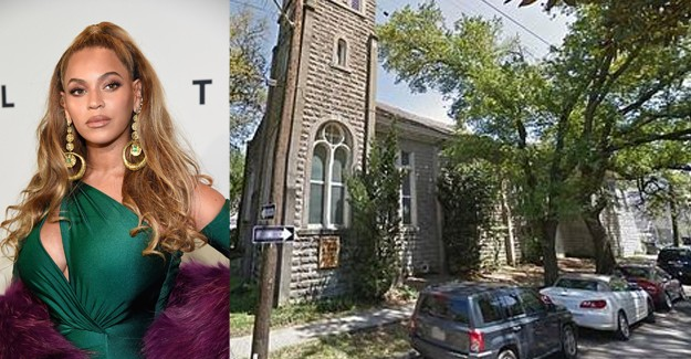 Beyonce, 850 bin dolara kilise satın aldı!
