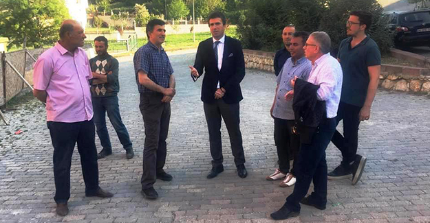 Çatalca Belediyesi kentsel dönüşüm hakkında vatandaşları bilgilendirmeye devam ediyor!