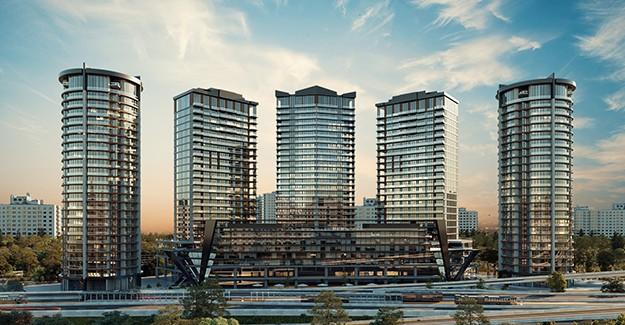 Fortis Sinanlı İstanbul'un Manhattan'ı Fikirtepe'de yükseliyor!