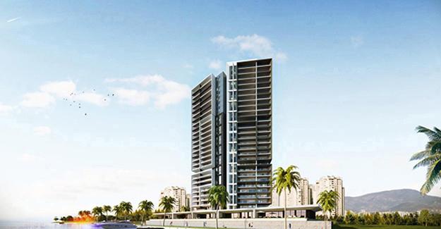 Katal İnşaat'tan Karşıyaka'ya yeni proje; Port Marin Mavişehir
