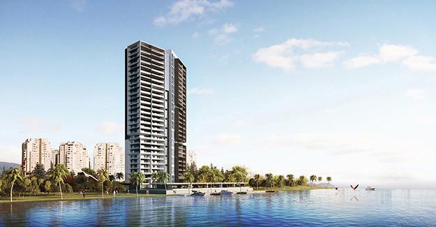 Katal İnşaat'tan yeni proje; Port Marin Mavişehir