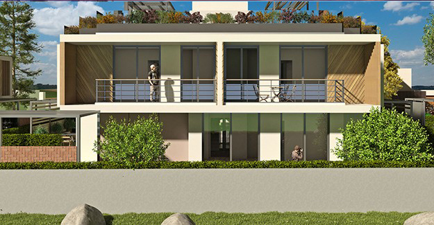 Mim İnşaat'tan yeni proje; House'n Garden Selection